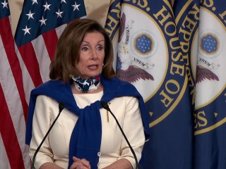 Pelosi: Voting in the United States 'is under assault'
