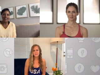 TODAY's Check-in with The US Women's Rowing Team