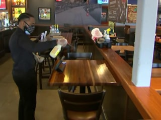 How restaurants are responding to challenge of reopening safely