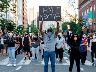 Watch: Demonstrators across the country protest over death of George Floyd