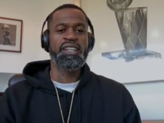 Former NBA star Stephen Jackson speaks out about George Floyd, Drew Brees