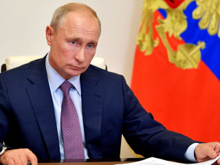Putin thanks Russia for 'support and trust' on constitutional changes