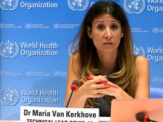WHO officials address airborne transmission of COVID-19