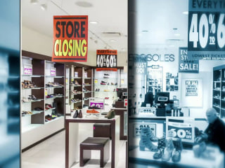 Uncertain future for shopping malls as pandemic continues