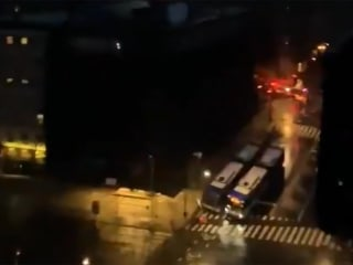 Videos show moment electricity returns to parts of New York City after power outage