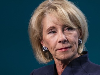 As budgets are gutted, Betsy DeVos funnels money into private schools, educators say
