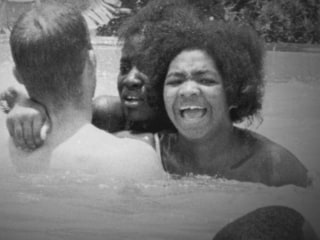 Late civil rights activist Mimi Jones on fighting for justice in the pool