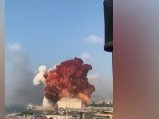 Massive explosion in Lebanon kills dozens, injures thousands