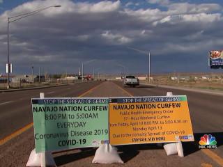 How hard-hit Navajo Nation is flattening its coronavirus curve