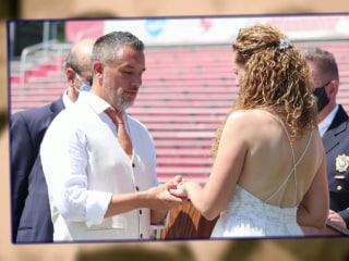 Homecoming king and queen tie the knot three decades later