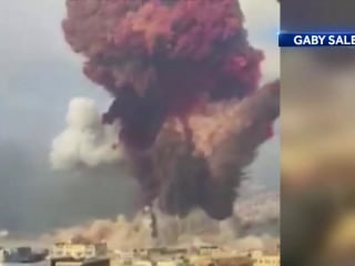 U.S. citizen among the dead in Beirut explosion