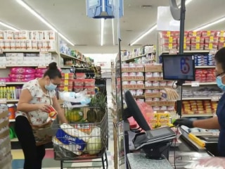 Families struggle as grocery prices rise amid pandemic