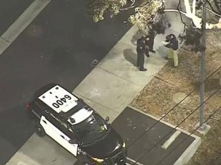 LAPD officer hospitalized after shooting inside police station