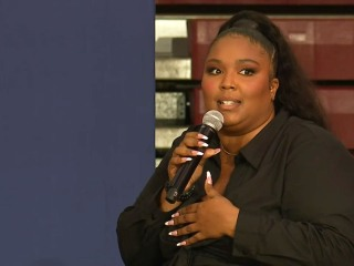 Lizzo tells Michigan community to vote: 'Being an American citizen has been traumatic'