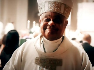 Pope Francis appoints America's 1st Black cardinal
