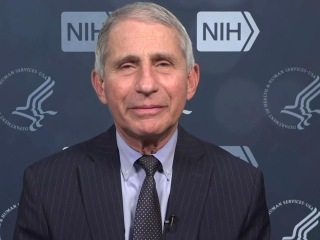Dr. Anthony Fauci: 'We have not yet seen the post-Thanksgiving peak'