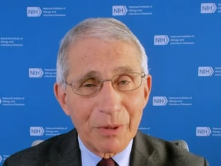 As Christmas nears, Fauci warns against holiday travel