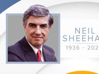 Neil Sheehan, journalist who obtained the Pentagon Papers, dies at 84