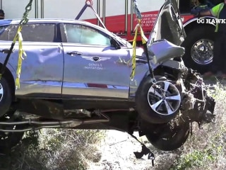No charges expected in Tiger Woods crash