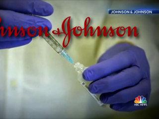 Johnson & Johnson: One-shot vaccine and effective