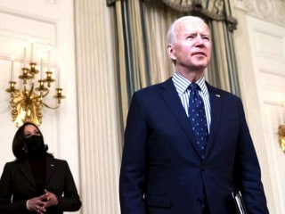 Chuck Todd weighs in on how President Biden is delivering on promises