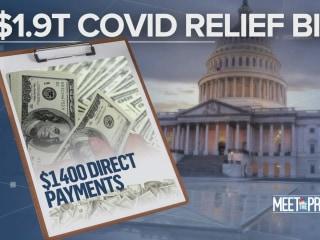 Inside Senate passage of $1.9 trillion Covid relief bill
