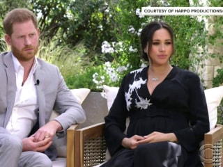Meghan Markle accuses royal family of racism in bombshell interview with Oprah