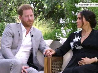 Meghan Markle and Harry open up about racism, jealousy among royal family