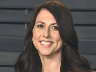 MacKenzie Scott, wealthy ex-wife of Jeff Bezos, remarries