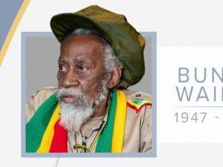 Reggae pioneer Bunny Wailer dies at 73
