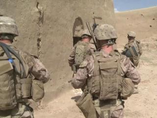 Secretary of State Blinken arrives in Afghanistan after Biden announces troop withdrawal