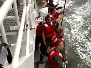 12 still missing after commercial ship capsizes off Louisiana coast