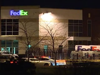 Families grieve 8 people killed at FedEx facility