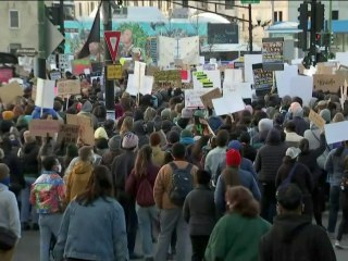 Protests around the country over police killings of Daunte Wright, Adam Toledo