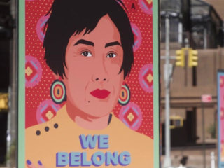 New York City artist crafts campaign against anti-Asian hate