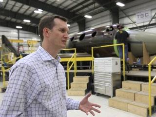 Looking Ahead: Engineers Build the Next SpaceShipTwo