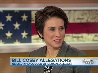Amy Walter: Institutions Meant to Protect Women 'Crumbling Away'