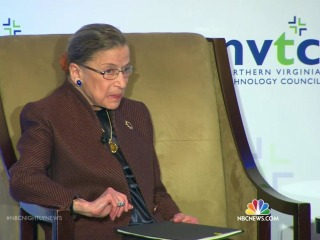 Ruth Bader Ginsburg Is Released From Hospital