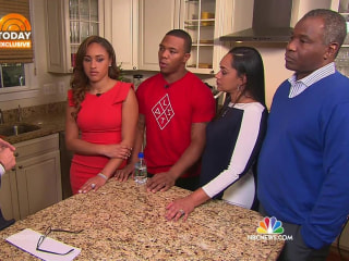 Exclusive: Ray Rice Says He Hopes for Second Chance