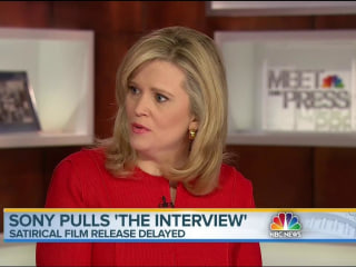 Sarah Fagen on Sony: Congress has to do Something
