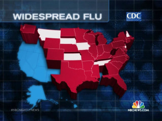 Rise in Flu Cases in U.S. Now An Epidemic
