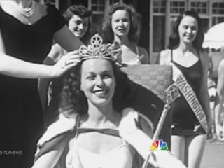 Bess Myerson, Miss America in 1945, Dies at 90