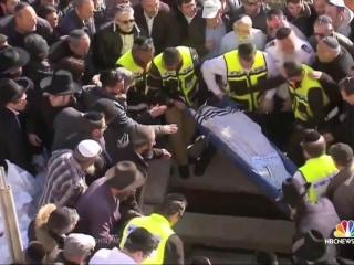 Paris Terror Attacks Deepen Fears Among Jews in France