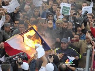 Muslims Protest Worldwide After Charlie Hebdo Skewers Prophet