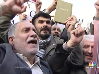 Anti-Charlie Hebdo Demonstrations Sweep Muslim World
