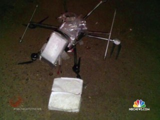 Meth-Filled Drone Used by Drug Smugglers Crashes Near Border