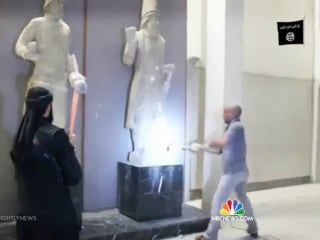Priceless Iraqi Artifacts Destroyed by ISIS
