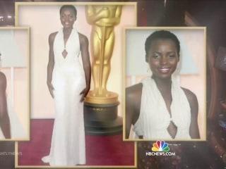 Who Stole Lupita's $150,000 Oscar Dress?