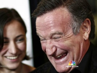 Robin Williams Daughter Zelda on Her Father's Legacy