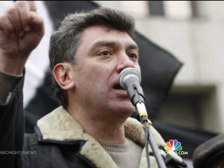 Putin Critic Boris Nemtsov Gunned Down in Moscow